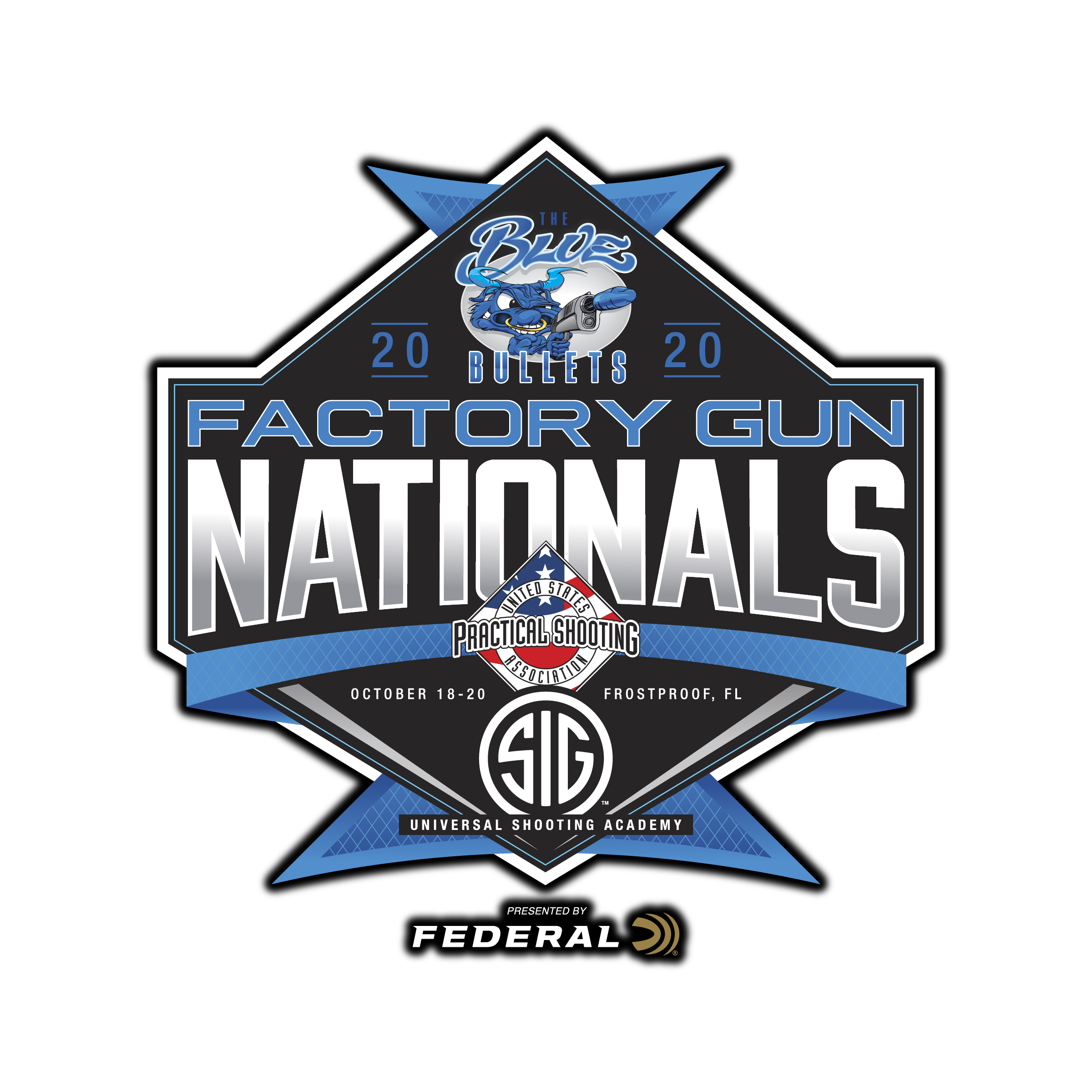 2020 USPSA Factory Gun Nationals