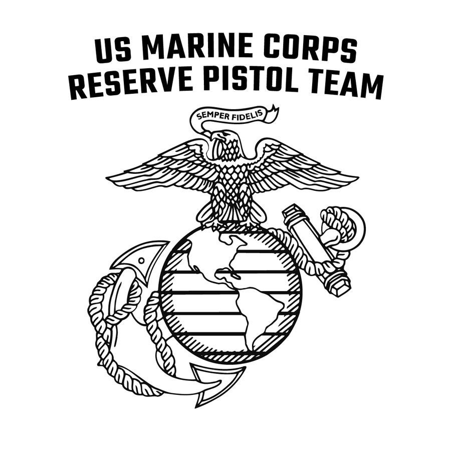 US Marine Corps Reserve Pistol Team