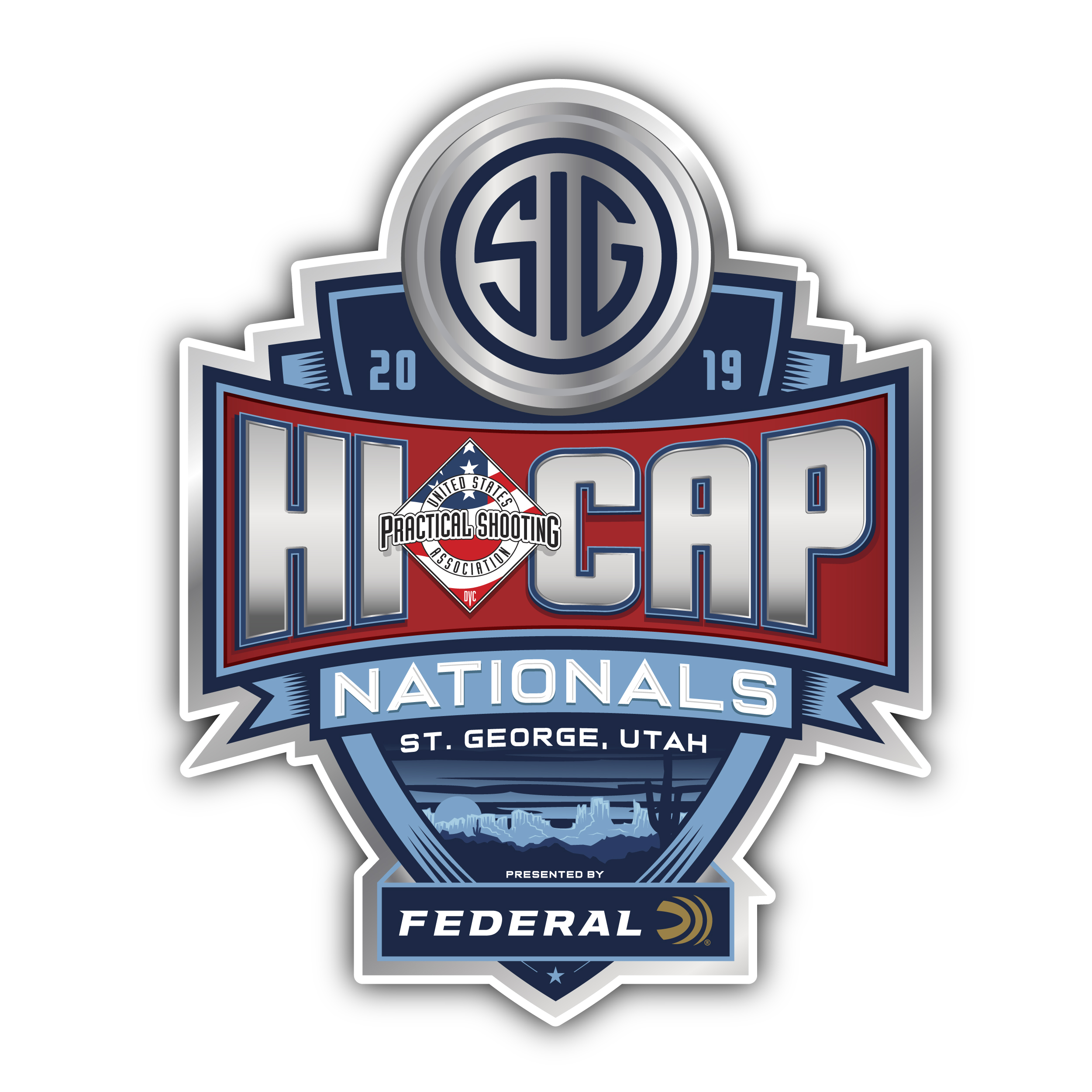 USPSA Hi-Cap Nationals 2019