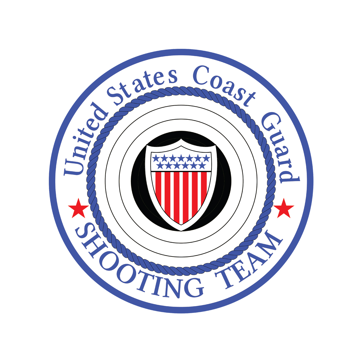 US Coast Guard Shooting Team