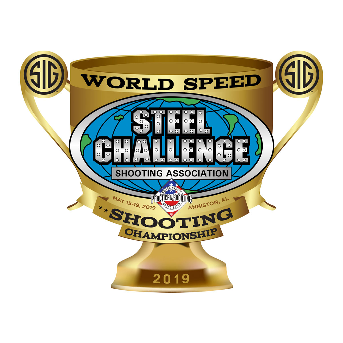 USPSA World Speed Steel Challenge 2019