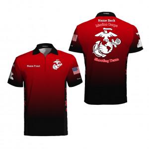 USMC Shoot Team Premier Polo