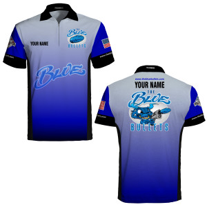 Blue Bullets Contingency Premier Polo