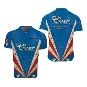 Gun Craft NCS Techstatic Short Sleeve