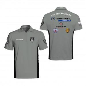 Houston PD Marksmanship Team Premier Polo