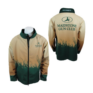 Maidstone Gun Club Full Zip Fleece
