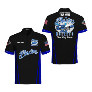 Team Blue Bullets Premier Polo