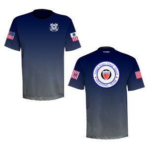 US Coast Guard Shooting Team Crew-Neck