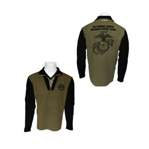 US Marine Corps Reserve Pistol Team Protech Fleece
