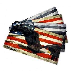 Honor and Glory Towel Bundle of 4