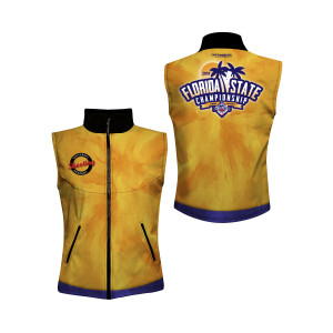 2018 Florida State Championship Vest
