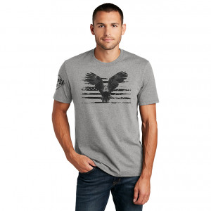 USPSA Eagle Landing Patriotic Tee