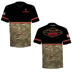 Safariland Expedition Multi-Gun V-Neck