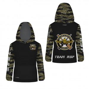 Team RSF Tigerstripe Fleece Hoodie
