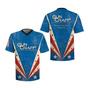 Gun Craft Classic V-Neck