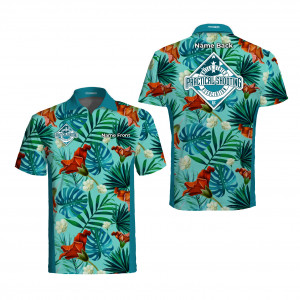 USPSA Hawaiian Day Premier Polo