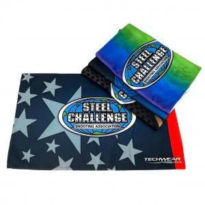 Steel Challenge Range Day Towels - Bundle of 4
