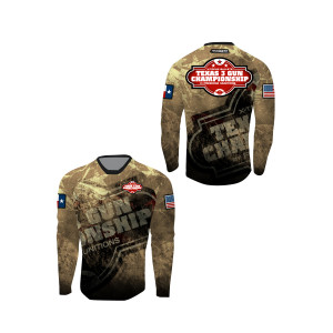 2018 Texas 3-Gun NCS Performance Fleece