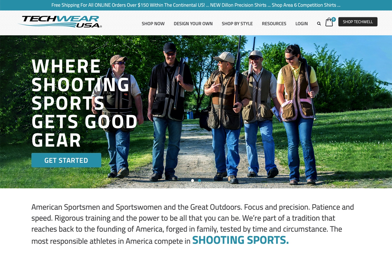 VISION 2020: Team TechwearUSA looks to our future in shooting sports